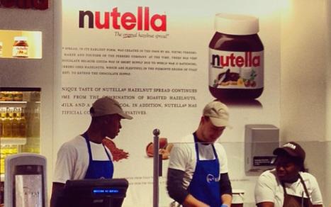Un bar à Nutella ouvre à Chicago | streetmarketing | Scoop.it