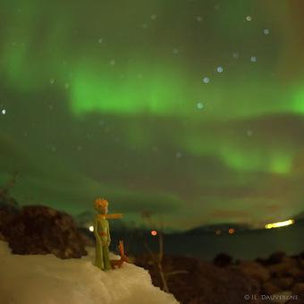Scienzaltro - Astronomia, Cielo, Spazio: Il Piccolo Principe stregato dall'aurora. | Totalmente Natura | Scoop.it