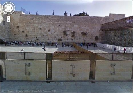 Google Street View Images Now Online In Israel | SEO Tips, Advice, Help | Scoop.it