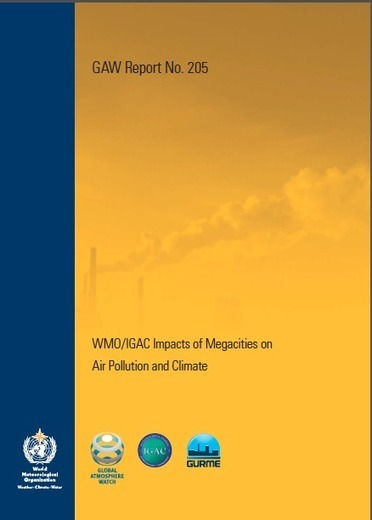 The Impacts of Megacities on Air Pollution and World Climate | Human controll on the  landscape of the Earth | Scoop.it