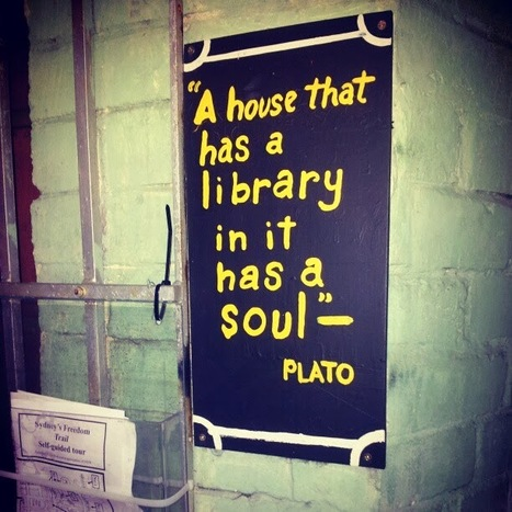 Commonspace, resilence, innovation, libraries | Facilitating Change | Librarysoul | Scoop.it