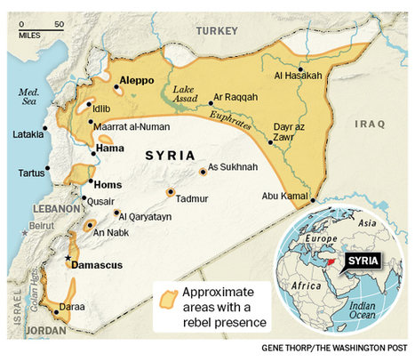 9 questions about Syria you were too embarrassed to ask | DATOS MIX | Scoop.it