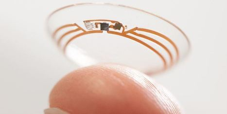 Google is making an autofocusing contact lens | thefuture | Scoop.it