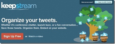 How to Archive Your Twitter Chats and Conference Hashtags Using Keepstream.com Plus Eight Other Twitter Content Curation Tools | SOCIAL MEDIA, what we think about! | Scoop.it
