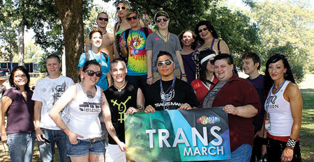 Pride: Trans March puts the 'T' at the front of the line - The GA Voice | It has to get better | Scoop.it