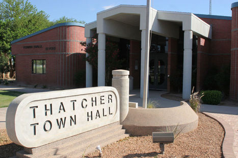 Thatcher Town Council debates roundabouts, water ordinance | CALS in the News | Scoop.it