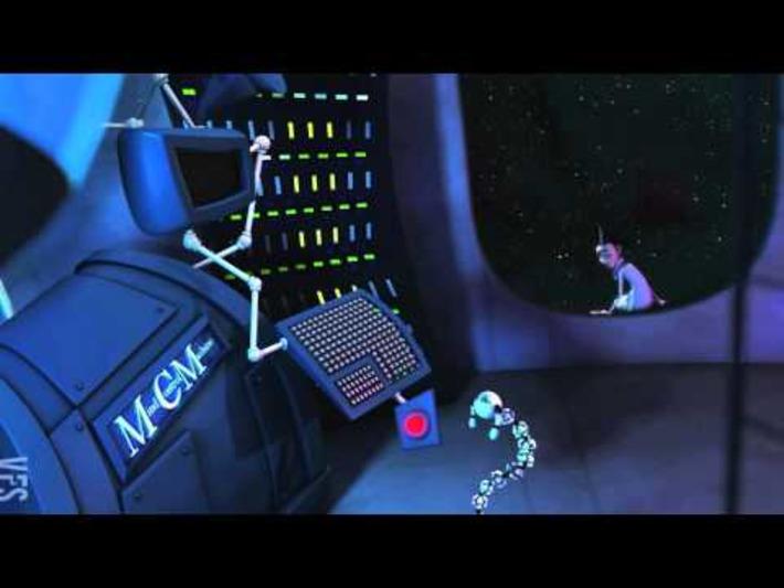 Mind Control Machine – Vancouver Film School (VFS) « Safegaard – Movie Theater | Machinimania | Scoop.it