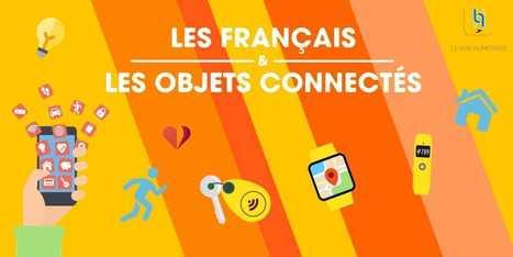 Infographie : Les français et les objets connectés - Web des Objets | Internet Martinique | Scoop.it