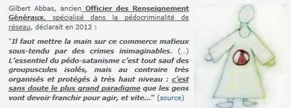 Pédosatanisme : Quel niveau d'horreur en France ? | Franc-maçonnerie - France | Scoop.it