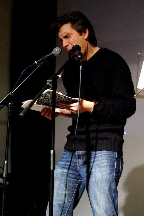 """""""Pour """"Sombre aux abords"""" j'ai voulu #écrire un livre en forme d'album 33t"""" Julien d'Abrigeon   Mots & Langage   Scoop.it"""