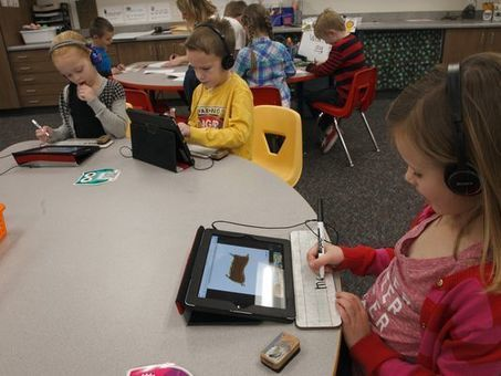 Balanced technology use, screen time encouraged for children - St. George Daily Spectrum | Teachnology | Scoop.it
