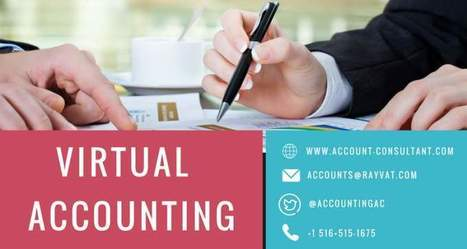 Accounting In Account Consultant Scoop It