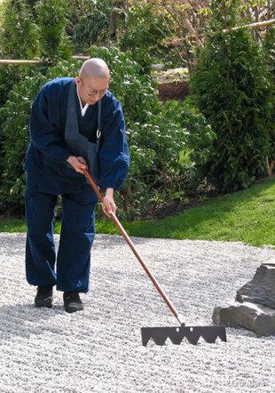 on zen garden design shunmyo mas uno