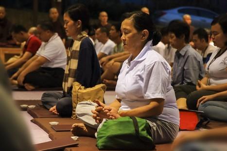 Quand la méditation fait progresser la médecine   ACTU WEB MINDFULNESS   Scoop.it