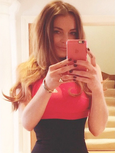 0f448197089 Lindsay Lohan Is the Latest Star to Join the Waist-Training Craze - People  Magazine