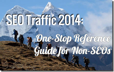 SEO Traffic 2014: Your One-Stop Reference Guide for Non-SEOs | Blogging for Network Marketers | Scoop.it