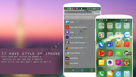 iLauncher PRO – OS 9 v1 0 1 Apk | Android