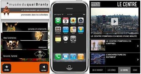 375 applications mobiles muséales, patrimoniales et culturelles en France (au 12 juillet 2015) | TICE & FLE | Scoop.it