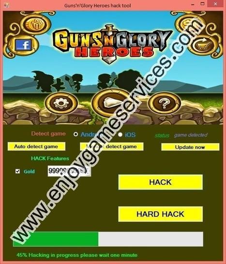 Guns'n'Glory Heroes hack   game  