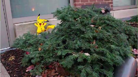 The MIT-Developed Tech That Could Make Pokémon Go Even Better | relevant entertainment | Scoop.it