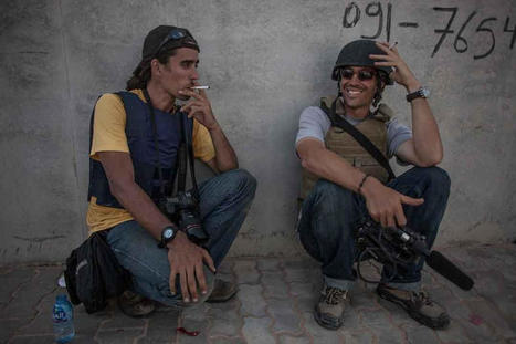 James Foley: Reflections on a Tragic Death - Expat Journal | An Expat Freelance Writer's Thoughts | Scoop.it