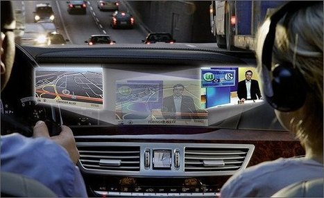 What's next in the Development of Future Car Technology? | Technology in Business Today | Scoop.it