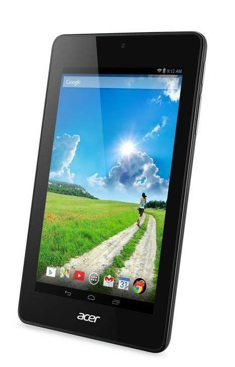Acer announces Iconia One 7 and Iconia Tab 7 tablets | Smartphone, Tablet & TechGadget | Scoop.it