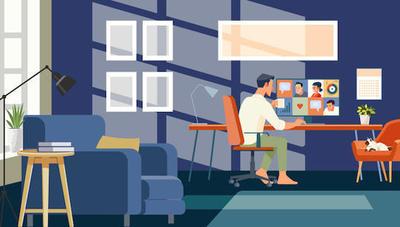 Le télétravail augmente la productivité des cadres, mais aussi leur fatigue - Courrier Cadres