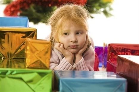 #SCEUNED16 Los efectos del exceso de regalos en los niños   Psicopedagogía   Scoop.it