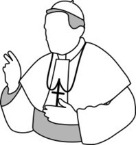 Popes Coloring Pages | Resources for Catholic Faith Education | Scoop.it