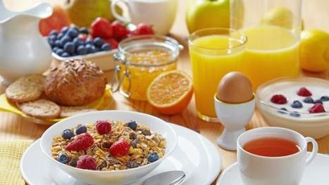 BBSRC mention: Eating breakfast can boost activity levels says new study | BIOSCIENCE NEWS | Scoop.it