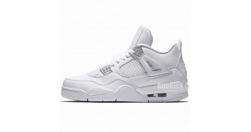 outlet store c3da0 eb6c8 Mens Nike Air Jordan Retro 4 Pure Money Athletic Fashion Sneakers 308497  100 lot Herrenschuhe