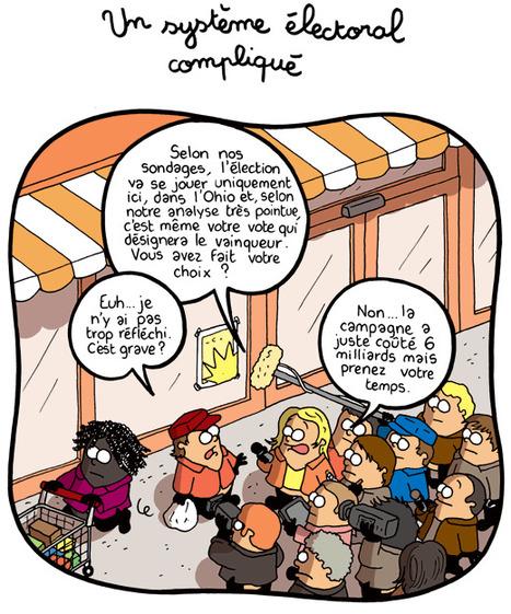 Un système électoral compliqué | Baie d'humour | Scoop.it