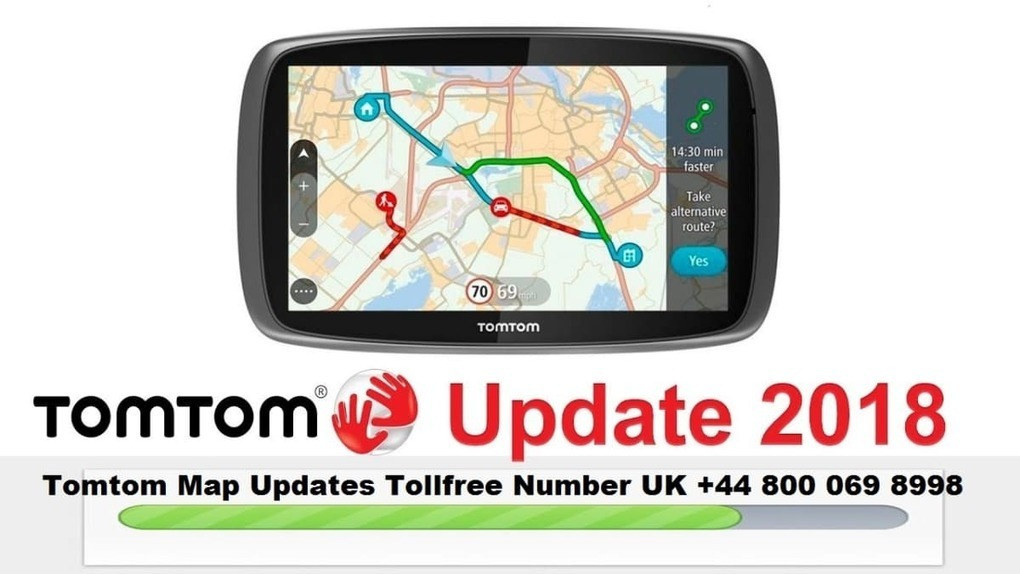 quick gps fix tomtom