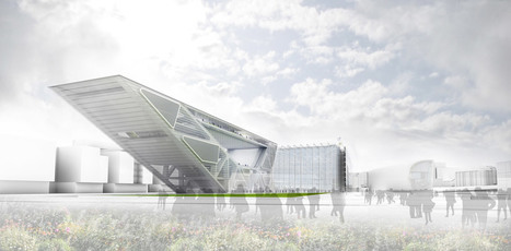 helsinki public library proposal | designboom | Library learning spaces | Scoop.it