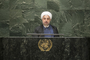 Così parlò Rouhani   Cose persiane   Scoop.it