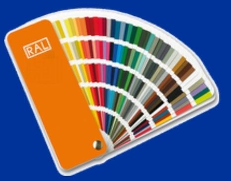 www.coloresRAL.es | La carta de colores RAL | EDVproduct scrapbook | Scoop.it