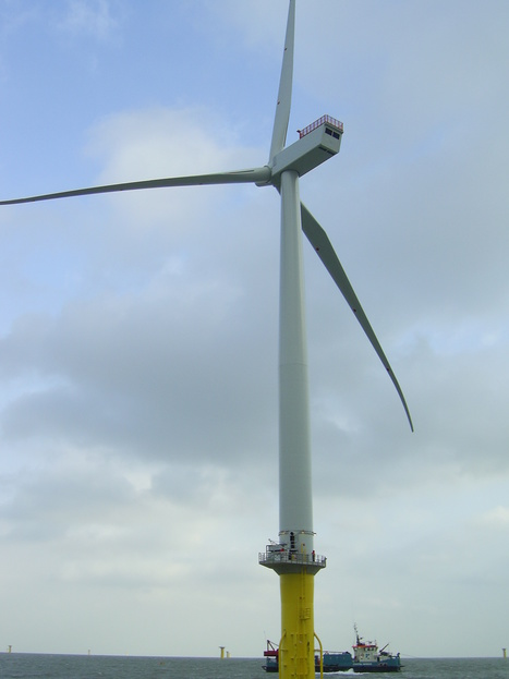 Carbon Trust searches for bigger cables to cut offshore wind costs | Energy Efficient News | Scoop.it
