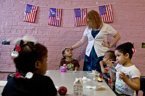 Private Preschools See More Public Funds as Classes Grow | Impact:  The Future of Education | Scoop.it