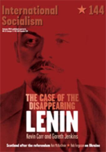 International Socialism: Thunder on the left | real utopias | Scoop.it