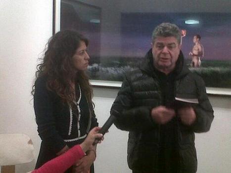 Twitter / elsidelrio: Presentación de FE el nuevo ... | ELSI DEL RIO Arte Contemporáneo | Scoop.it