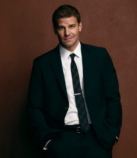 David Boreanaz to Do His 1st Ever Public Signing at Wizard World Philadelphia Comic Con 2013 | Steampunk Elsewhere | Scoop.it