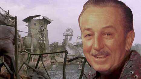 The Plan to Defrost Walt Disney and Save Capitalism With Sea Cities | Strange days indeed... | Scoop.it