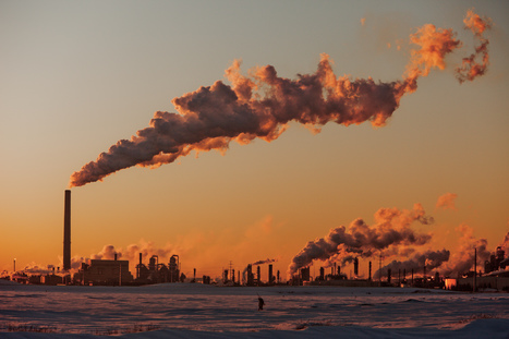 The Carbon Counters: Tracking Emissions in a Post-Paris World   Sustainable imagination   Scoop.it