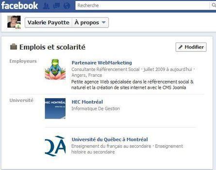 Facebook… Comment relier profil et Fan page ?? | Agences web de Rennes | Scoop.it