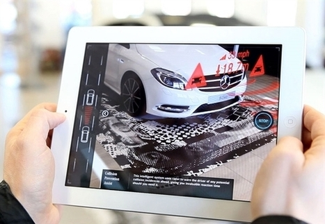 Is your car dealership ready for augmented reality? - AM-online | App World | Scoop.it