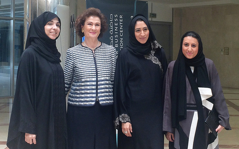 Report: Women in Qatar lead the Gulf with start-up spirit | Entrepreneurship in the World | Scoop.it