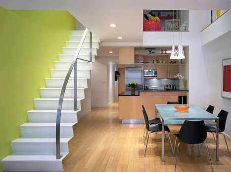 Modern Handrails Adding Contemporary Style to Your Home's Staircase | Designing Interiors | Scoop.it
