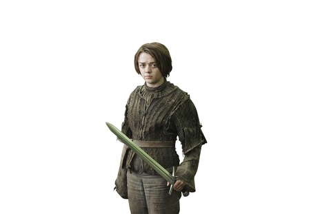 Game of Thrones' Maisie Williams on Arya's Rage, Turning 16, and Taylor Swift | TVFiends Daily | Scoop.it