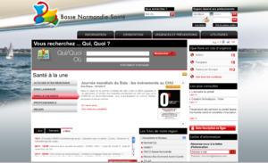 La Basse-Normandie lance un site internet dédié à la santé | le monde de la e-santé | Scoop.it
